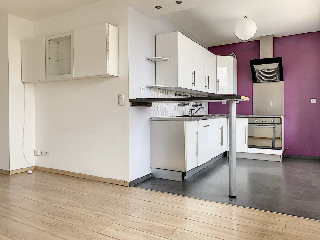 Appartement Chambery 3 pièce(s) 54.79 m2 4/8